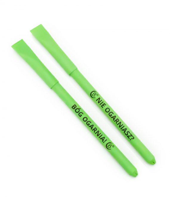 długopisy-zielony