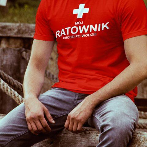"""Koszulka """"Ratownik"""""""