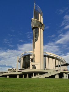 The Basilica Of The Divine Mercy Architecture