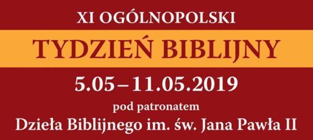 religijnie - tydzień biblijny